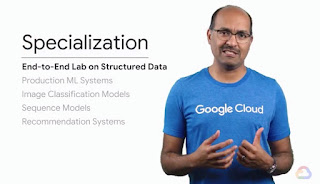 best course to learn Machine Learning in Google Cloud Platform Coursera