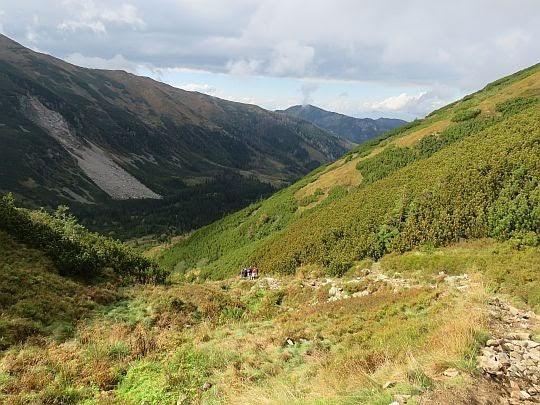 Dolina Starorobociańska.