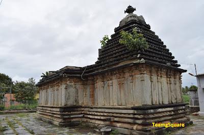 Sri Kamala Narayanaswamy temple, Heragu
