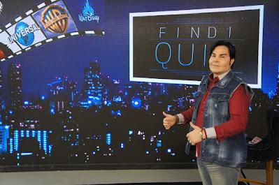 Evê Sobral Findi Quiz - Foto Divulgação Assessoria Rede Brasil de Televisão