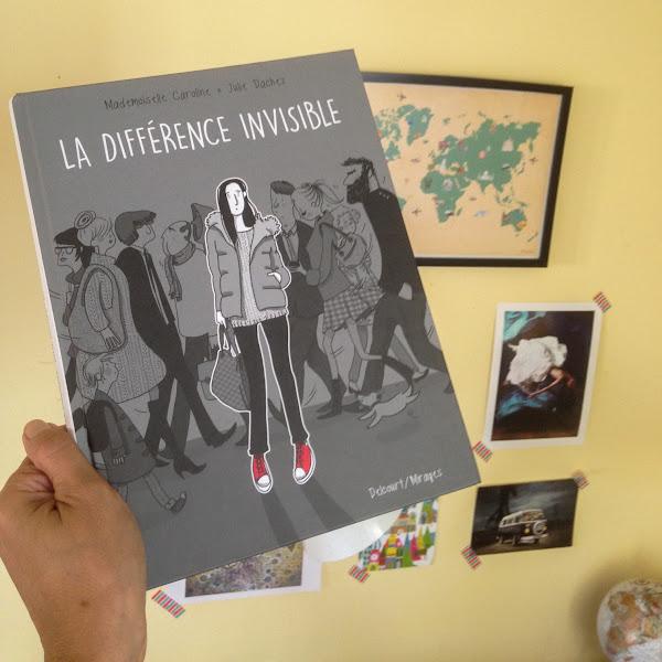 La différence invisible - Mademoiselle Caroline - Julie Dachez