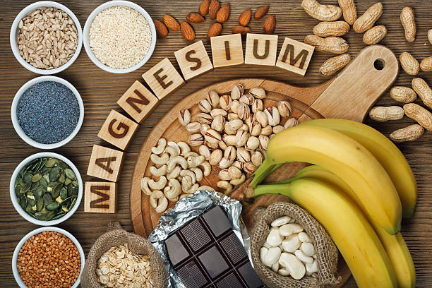 Magnesium (Mg): The most powerful element in the fight against stress