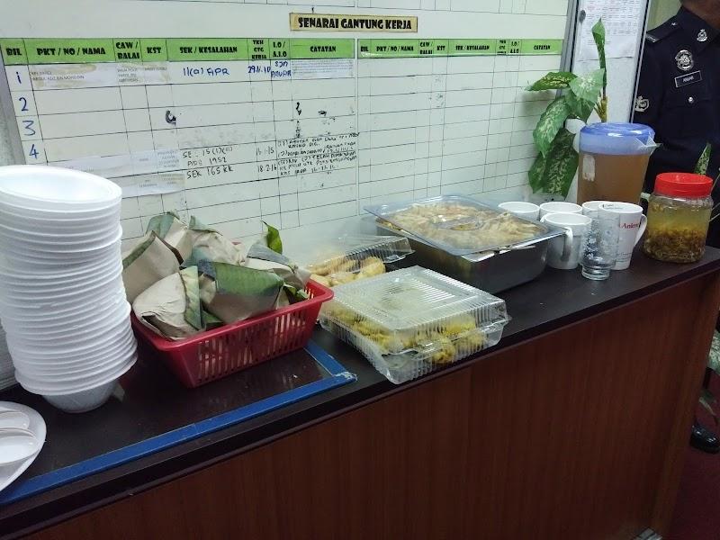 Jamuan Makan di Pejabat