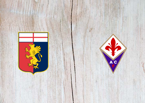 Genoa vs Fiorentina -Highlights 03 April 2021