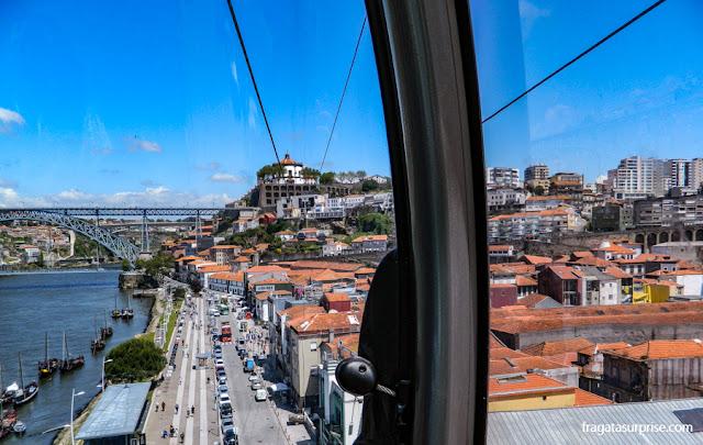 Teleférico de Vila Nova de Gaia, Portugal