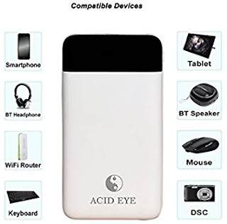 Acid eye universal power bank
