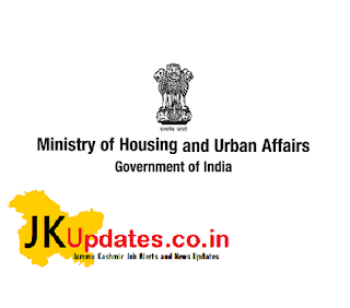 Ministry of Housing & Urban Affairs Recruitment 2020 , ministry of housing and urban affairs, ministry of housing and urban affairs address, ministry of housing and urban poverty alleviation,ministry of housing and urban affairs jobs, kci and urban vikas development corporation recruitment 2019, ministry of housing and urban affairs officeholders, ministry of urban development notifications,housing and urban development notification  - https://www.jkupdates.co.in/