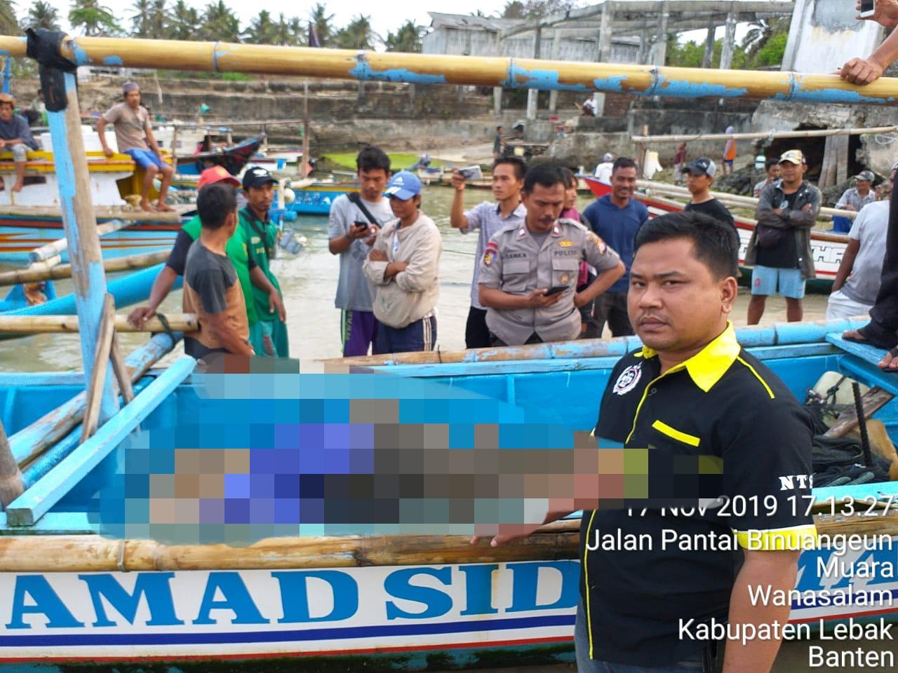 Polisi Selidiki Penemuan Mayat Tanpa Busana Di Pesisir Pantai Tenjolaya