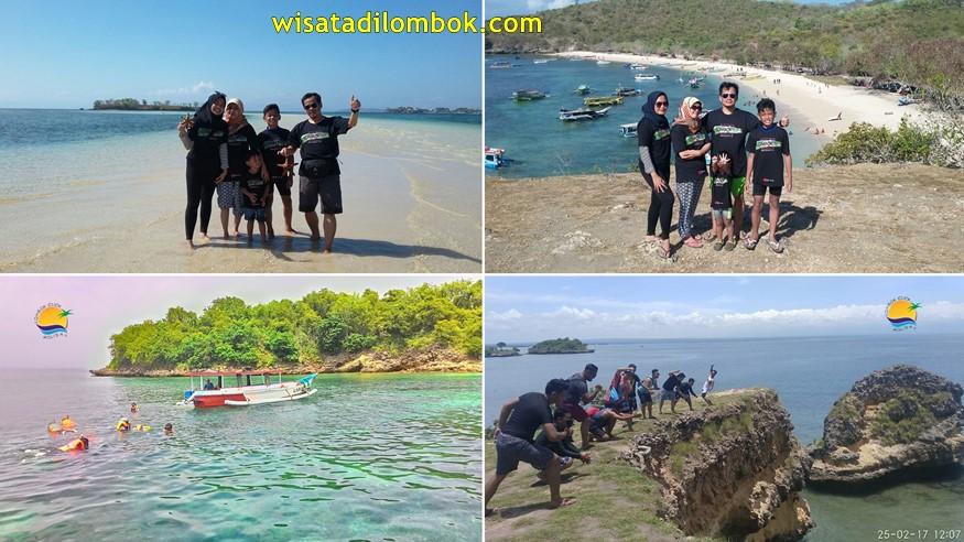 Keindahan Destinasi Wisata Pantai Pink Lombok