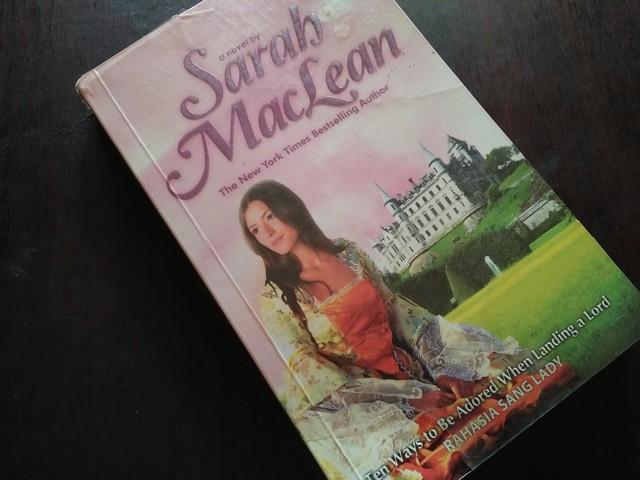"Resensi Novel ""Rahasia Sang Lady"""