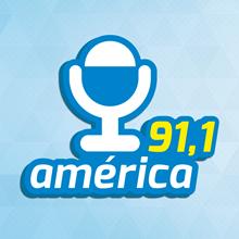 Ouvir agora Rádio América FM 91.1 - Vitória / ES