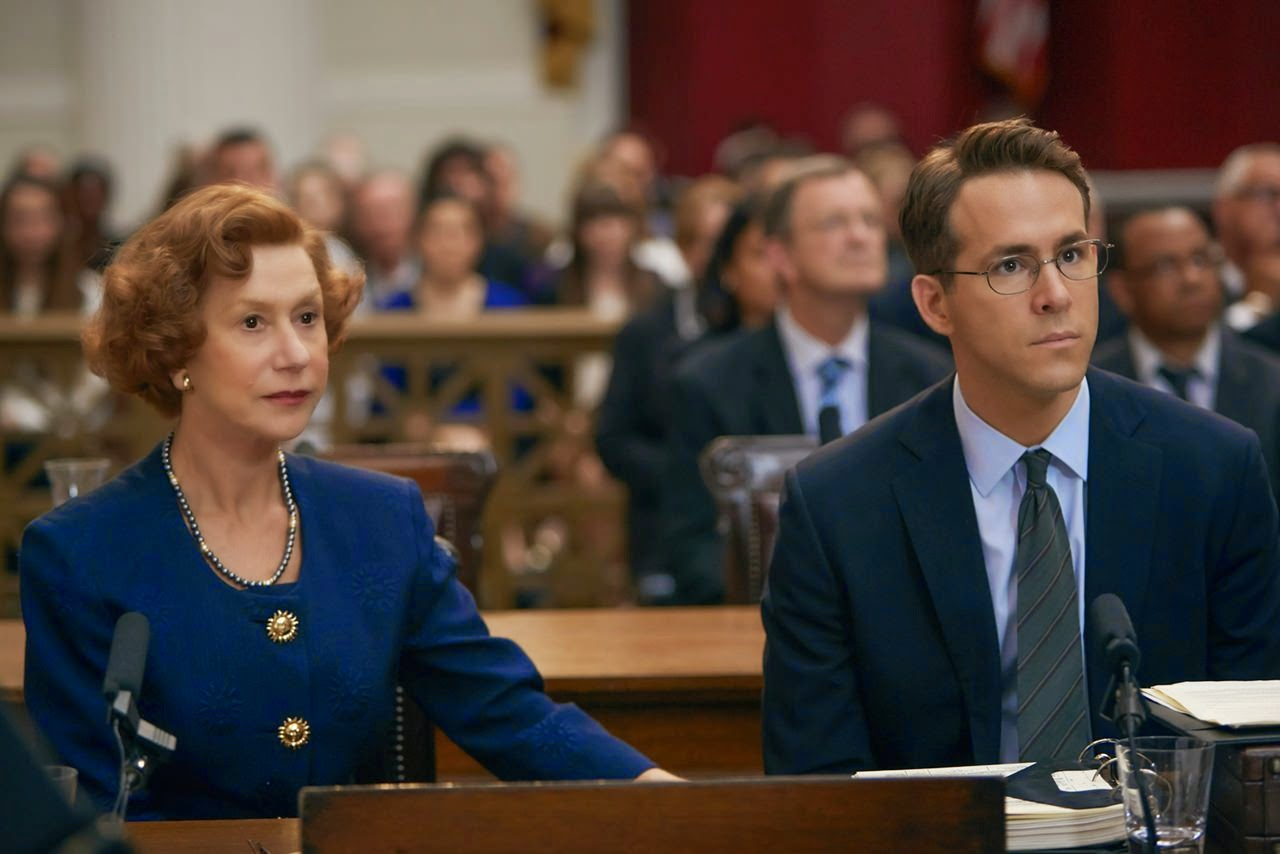 woman in gold-helen mirren-ryan reynolds