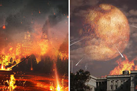 Los Gobiernos ya se estan preparando para el apocalipsis del planeta x .