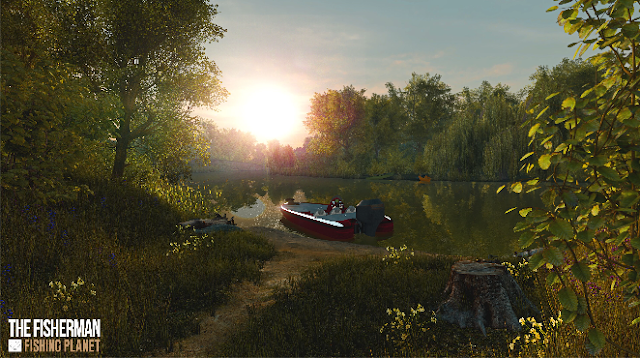 Shack News, Fishing, Video games, Fishing Games, Fishing Planet, Fishing, PS4, Xbox One, PC, Fisherman, The Fisherman, Popular Fishing Game