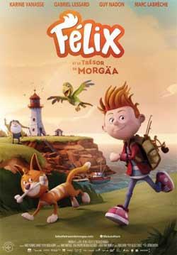 Felix and the Hidden Treasure (2021)