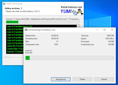 cara membuat multiboot usb flashdisk
