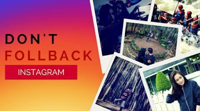 Bagaimana cara mengetahui siapa yang tidak followback akun Instagram kita. Ini dia cara sederhana dan ampuh dari kami. 100% akurat!