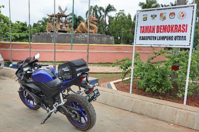 Touring Motor Kotabumi Lampung Utara