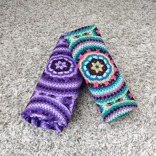 crochet virka tyg ekologiska tyger organic cotton trikåtyg