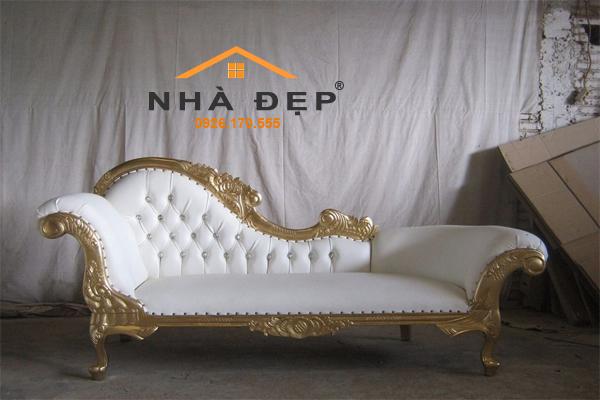 bọc ghế sofa gỗ cổ điển luxury