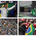 Massa abandona seu último GP do Brasil, vai às lágrimas e é ovacionado