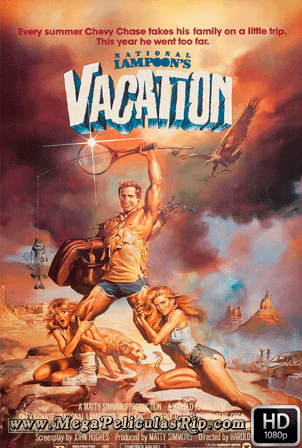 Vacaciones (1983) [1080p] [Latino-Ingles] [MEGA]