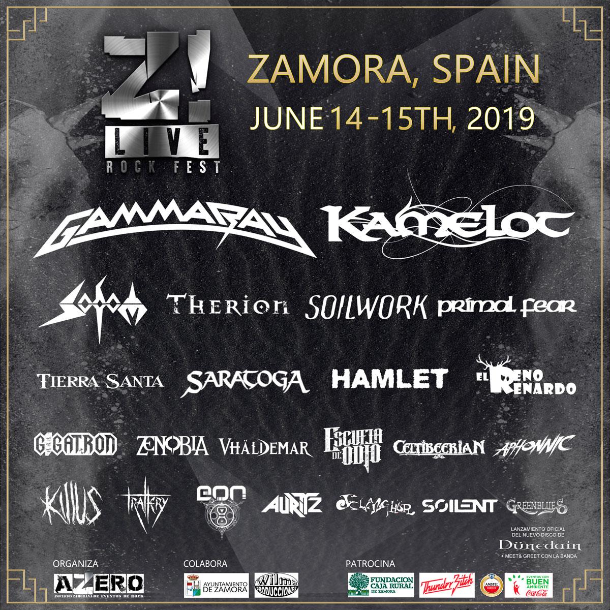 Z! Live Rock Fest