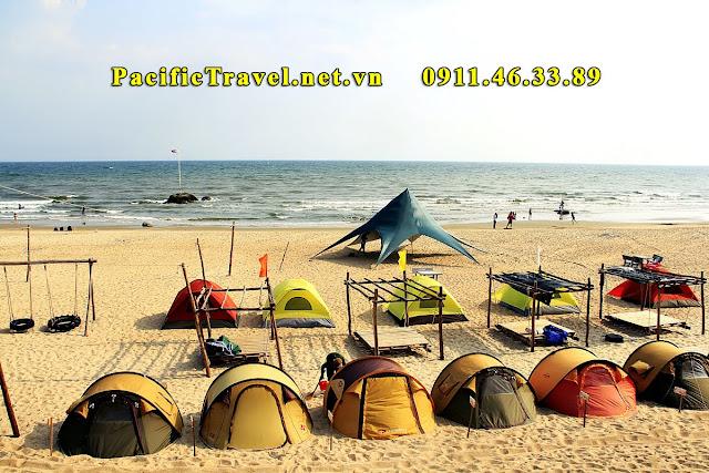Đổi gió với những địa điểm cắm trại gần Sài Gòn đẹp và an toàn