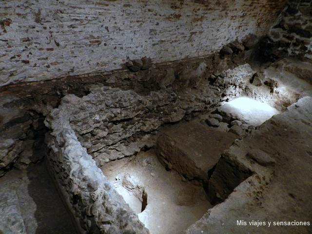 Toledo subterráneo, Termas romanas del oratorio de San Felipe Neri (Toledo)