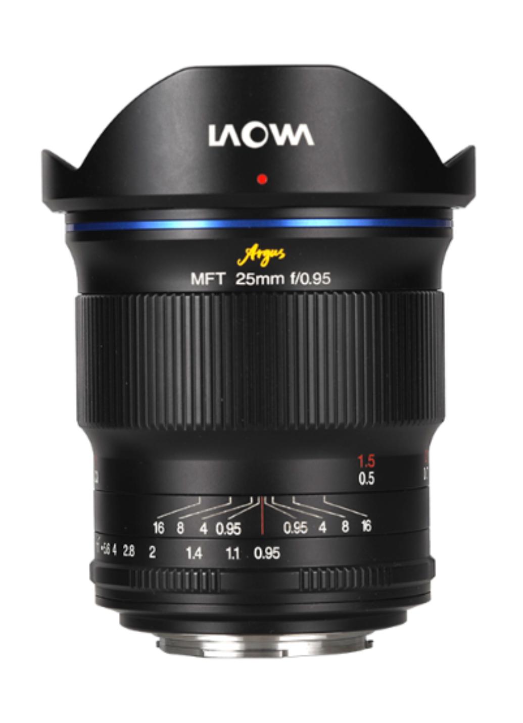 Laowa 25mm f/0.95