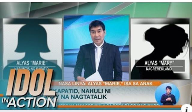 WATCH: Dalawang Magkapatid Nahuli ng Nanay na Nagtatalik
