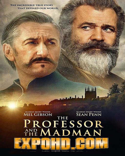 The Professor And The Madman 2019 IMDb 480p | 720p | 1080p | Esub 1.1Gbs [Watch & Download]