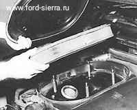 Воздушный фильтр дизельных двигателей