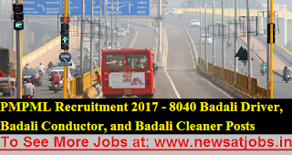 PMPML-8040-driver-Recruitment-2017