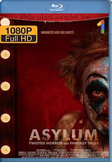 ASYLUM: Cuentos retorcidos de terror y fantasía (2020) [720p Web-Dl] [Castellano-Inglés] [LaPipiotaHD]