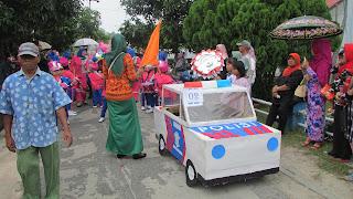 Lomba Balap Pancung Belakangpadang, Puncak Perayaan Hardiknas Kota Batam 2017 6