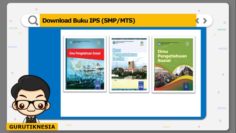 download gratis buku pdf ips untuk smp/mts