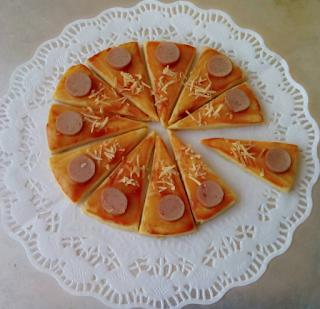 Resep Dan Cara Membuat Pizza Cookies