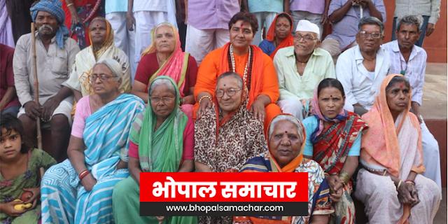 भोपाल में राष्ट्र धर्म की जीत है: सांसद प्रज्ञा सिंह ठाकुर | BHOPAL NEWS