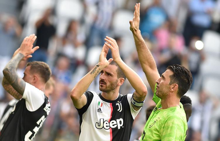 "Buffon: ""Ogromna radost"""