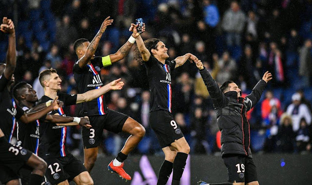Video Cuplikan Gol: Paris Saint-Germain 5-0 Montpellier (Ligue 1)