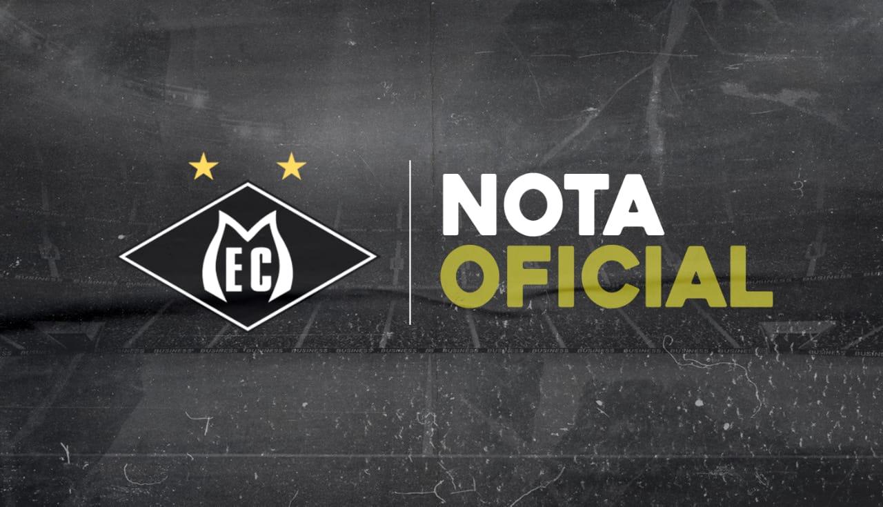 Nota Oficial Mixto Esporte Clube