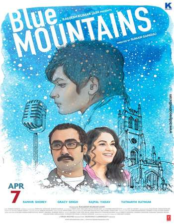 Blue Mountains 2017 Full Hindi Movie DVDRip Free Download