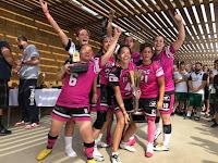 FLAG FOOTBALL - Champions Bowl 2018 (Cambrils, España): Herlev Rebels y Foxes 82 nuevos clubes campeones de Europa