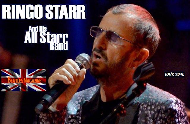 The Beatles Polska: Terminy jesiennej trasy Ringo Starr & All Starr Band