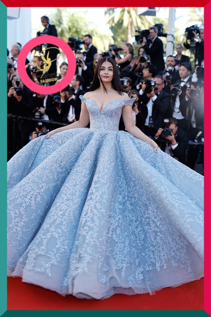 Aishwarya Rai Bachchan - Festival de Cannes 2017 | Style Files ...