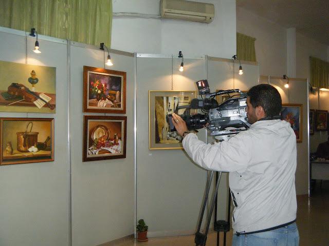 Exposition de peintures à La Galerie Aicha Haddad 3