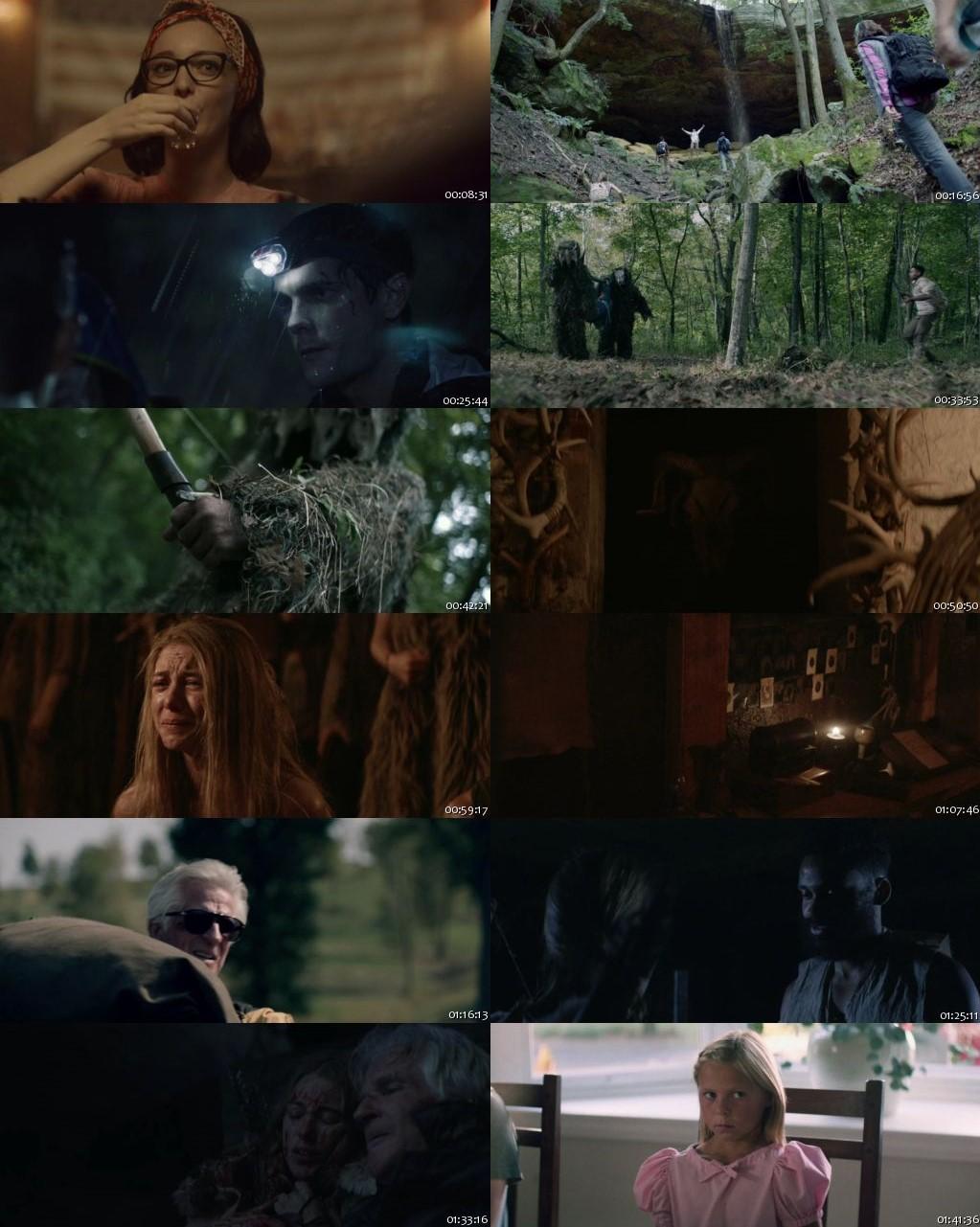 Wrong Turn 2021 Full English Movie Online Watch BRRip 720p