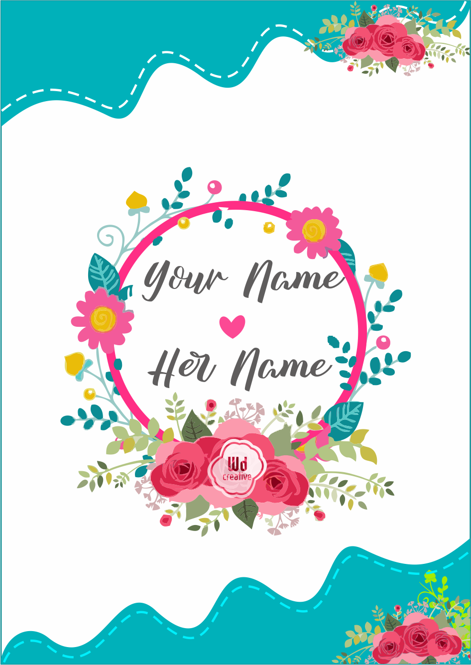 Wedding Invitation Vector Cdr Psd Ai Card 2 Promote Design