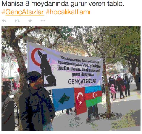 La armenofobia es un fenómeno ampliamente extendido en Azerbaiyán, y los países europeos no están bien informados al respecto